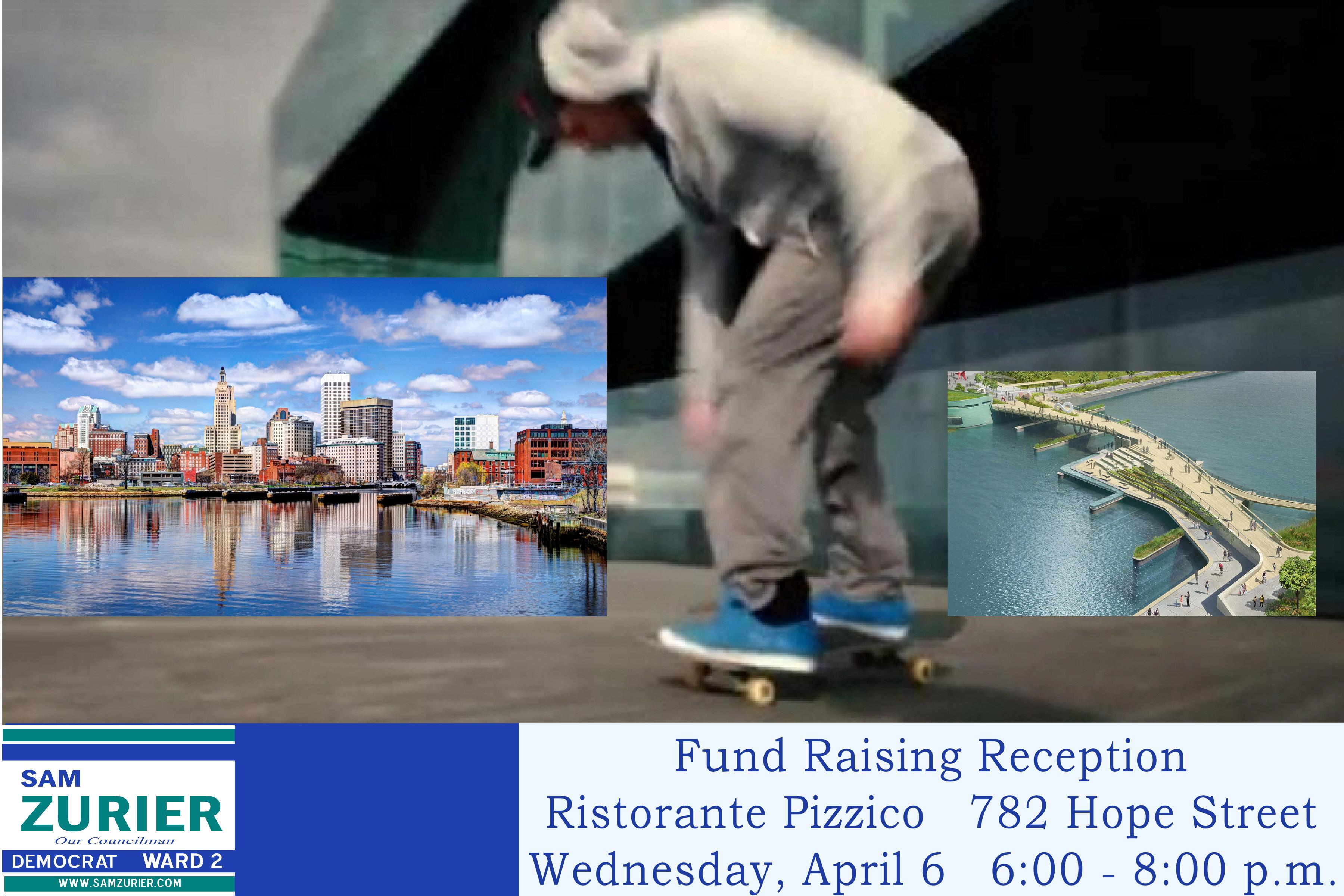 Skateboard Invite